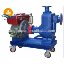 Diesel Engine Portable Self Priming Water Pump