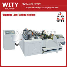 HQD-500CS Computer Control Crosscutting Machine (Cigarette-label)
