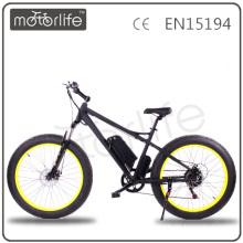 MOTORLIFE/OEM brand EN15194 hangzhou annad e bike apollo electric bike