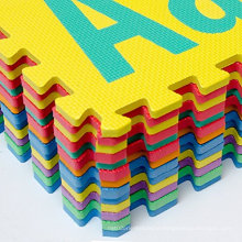 36PCS Soft EVA Foam Baby Kids Alphabet Numerals Play Mats Puzzle Jigsaw Toys