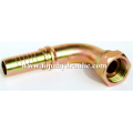 High pressure braided line bspp hydraulic fittings