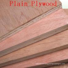Contreplaqué de placage de grain de bois pour des meubles