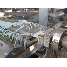 PVC Plastic Profile Production Extrusion Line
