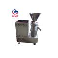Máquina trituradora de pasta de ajo y jengibre fresca