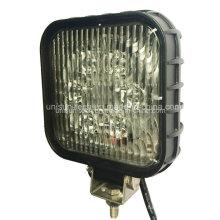 12V 30W LED 4X4 luz reversa, luz do trabalho