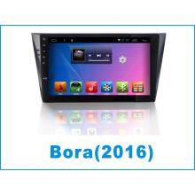Android System Car DVD TV para Bora com carro DVD Player / navegação de carro