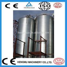 super quality hengmu used farm steel silo for sale