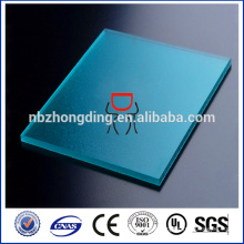 colored plastic frosted polycarbonate solid sheet