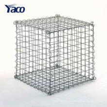 Конкурентоспособная Цена 75*75мм сваренная Коробка gabion