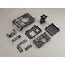 Caja de aluminio, sujetador de radiador de Wandaan