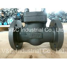 API Carbon Steel Forged Swing Rückschlagventil