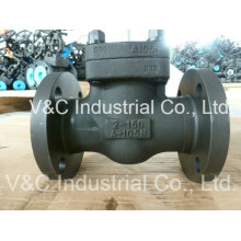 API Carbon Steel Forged Swing Check Valve