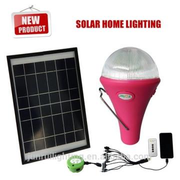 Besten Preis solar-Produkt für das Jahr 2015, led solar Notfall Licht mit Fernbedienung & mobiles Ladegerät