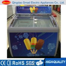 Морозильная витрина для мороженого с ETL (XS-260YX)