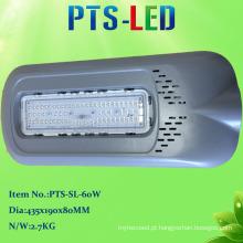 Novo 2017 alta PF 60W IP67 Impermeável iluminacao publica