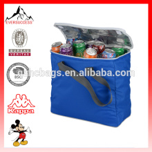30-Can Foldable Beer Can Cooler Bag Cooler Tote Bag Polyester Wholesale Tote Bags
