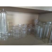 Moldeo por inyección de molde de taza de vacío de plástico