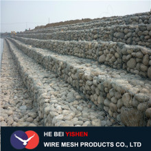 High quality Gabion mesh for stone wall