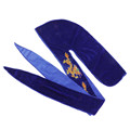 Embroidery custom hair accessories bandanas muslim turban