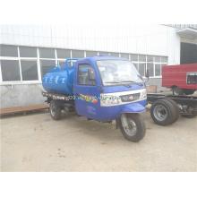 Mini camión de succión de tres ruedas en venta