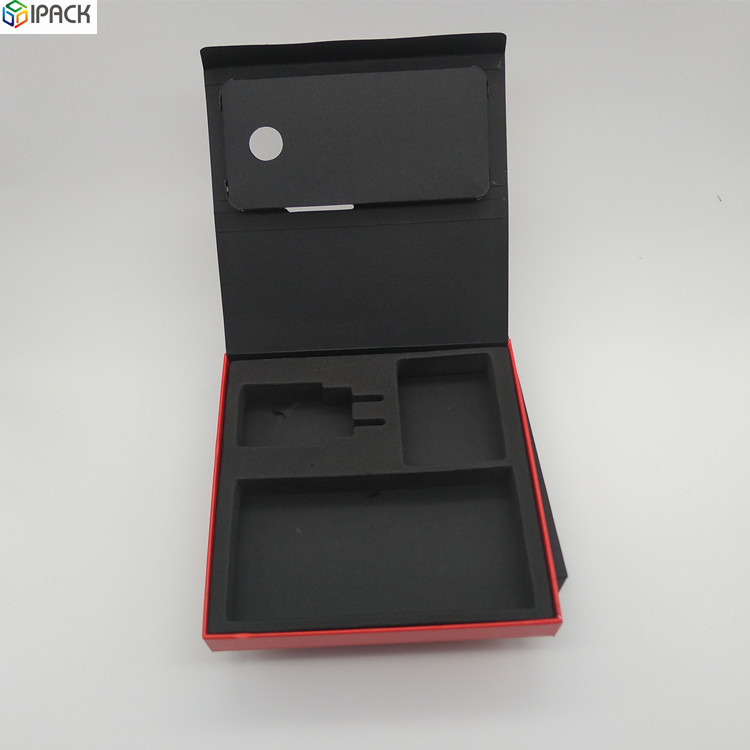 Black Drawer Box