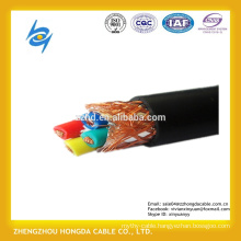 400Hz Airport Cables 7 core With Copper Wire Braid Shield 400Hz Airport Cables 7-core With Concentric Copper Wire Shield