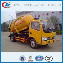 Vacuum Pump 4000L Sewel Jetting Truck
