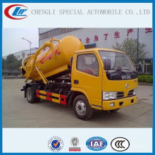 Caminhão de jacto de água Sewel da bomba de vácuo 4000L