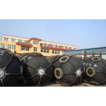 Tires as Jacket Marine Rubber Fender