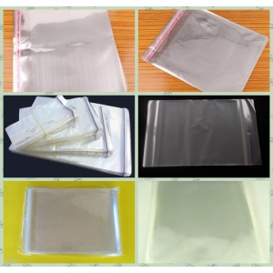 Self Adhesive Seal OPP Packing Bag