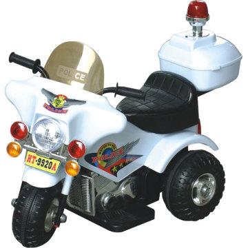 2016 nuevos niños Toy Electric Ride en motocicleta con luz de alarma