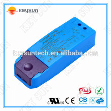 SAA C-tick EMC winpsen 300ma triac dimmable led driver for LED downlights 7W 12W 16W 18W