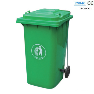 En840 Approved HDPE Plastic Trash Can/Dustbin (FS-80240B)