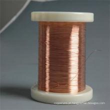 Fio esmaltado de alumínio revestido de cobre de 0,12 mm-3,00 mm para desmagnetização de bobinas de display