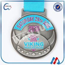 2016 sábado marqueteiro viking esportes liga de zinco medalha fabricante