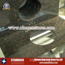 Granite Tan Brown Vanity Top