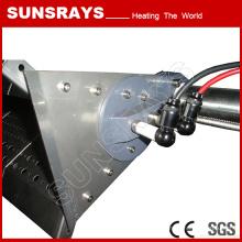 Quemador de conducto de quemador universal de propano para horno de convección de aire