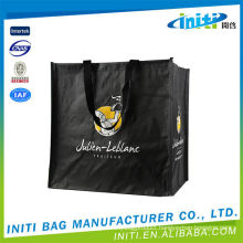 Promotional portable eco-friendly pp woven silage bag