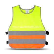 hi viz reflective children warning vest