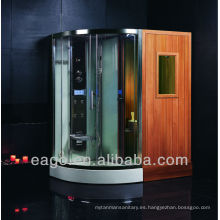 EAGO Combined Steam Shower and Sauna Room (DS202F3)
