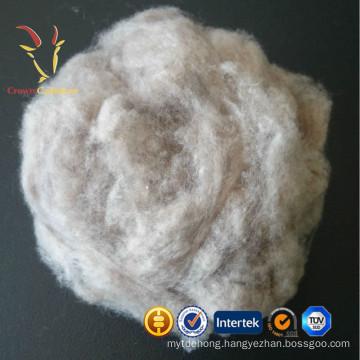 Raw Cashmere Wool Fiber Tops