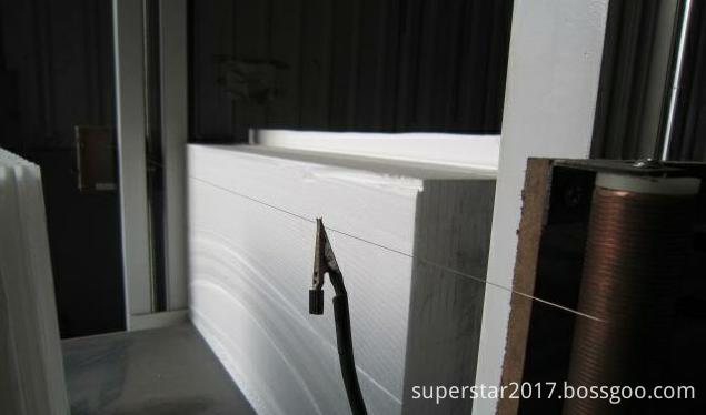 2d/3d Hot wire foam cutting machine