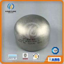 ANSI B16.9 acier inoxydable 304 / 304L bout à bout soudé tuyau raccords de tuyauterie (KT0382)