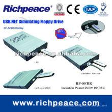 Simulateur de disquette USB pour Agilent