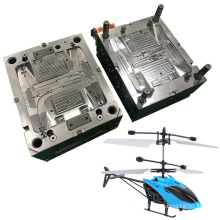 customized service injection model kits mould making kids toy mold helicopter plastic