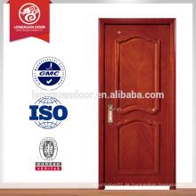 Fabrik Custom Fire Resistance Bewertet Türen, Single Swing Inner Holz Feuer Tür