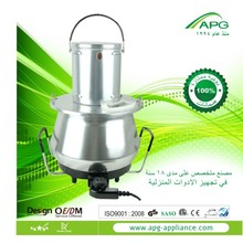 Kitchen cooking pot and mixer