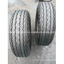 Neumático del acoplado 8.75-16.5 9.5-16.5, costilla y oreja patrón neumático diagonal neumático del carro con los mejores precios