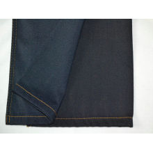 Dark / Light Blue  60 * 50 Yarn Count Jean Cloth Fabric 323gsm Jb003