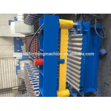 Automatic steel corrugated sheet roll forming machine